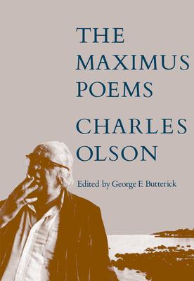 Maximus Poems - Olson, Charles