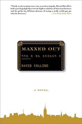 Maxxed Out - Collins, David