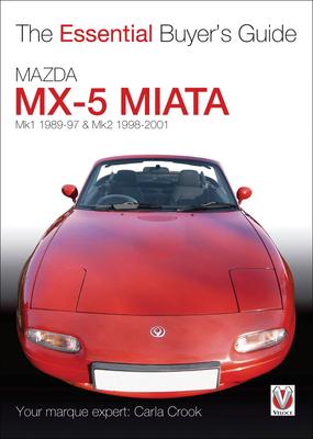 Mazda MX-5 Miata (MK1 1989-97 & MK2 98-2001) - Crook, Carla