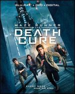 Maze Runner: The Death Cure [Includes Digital Copy] [Blu-ray/DVD]