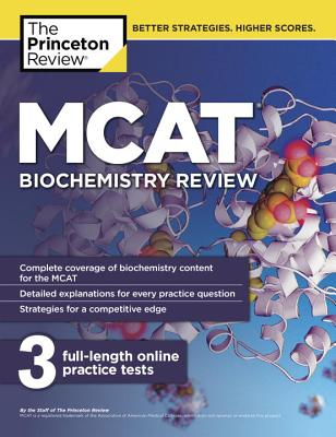 MCAT Biochemistry Review - Princeton Review