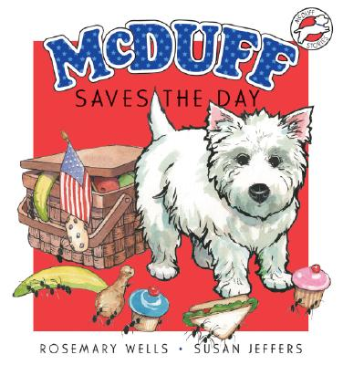 McDuff Saves the Day - Wells, Rosemary