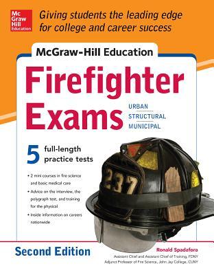 McGraw-Hill Education Firefighter Exam - Spadafora, Ronald R