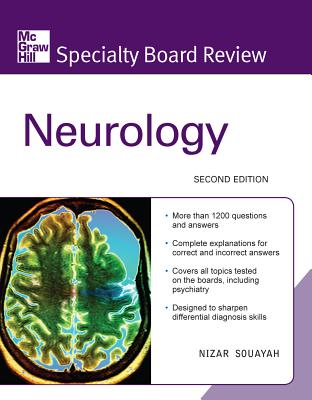 McGraw-Hill Specialty Board Review Neurology, Second Edition - Souayah, Nizar