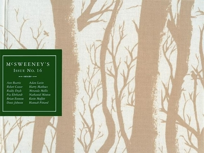 McSweeney's Issue 16 - McSweeney's Books (Compiled by)