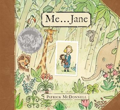 Me... Jane - McDonnell, Patrick