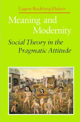 Meaning and Modernity: Social Theory in the Pragmatic Attitude - Rochberg-Halton, Eugene