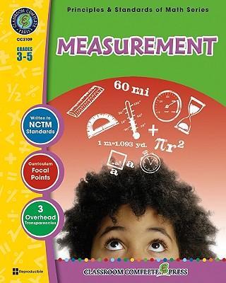 Measurement, Grades 3-5 - Forest, Christopher