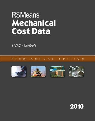 Mechanical Cost Data: HVAC. Controls - R S Means Engineering (Creator)
