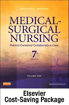 Medical-Surgical Nursing - Two-Volume Text and Clinical Decision Making Study Guide Revised Reprint Package: Patient-Centered Collaborative Care - Ignatavicius, Donna D, MS, RN, and Workman, M Linda