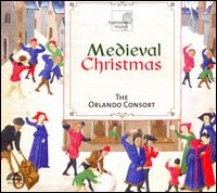 Medieval Christmas - Angus Smith (tenor); Donald Greig (baritone); Mark Dobell (tenor); Robert Harre-Jones (counter tenor);...