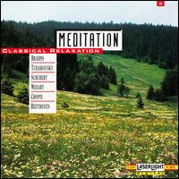 Meditation: Classical Relaxation, Vol. 9 - Anton Dikov (piano); Budapest Strings; Christian Altenburger (violin); Dresden Baroque Soloists; Eckart Haupt (flute);...