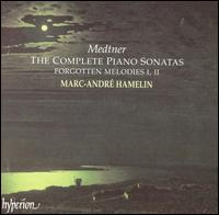 Medtner: The Complete Piano Sonatas - Marc-André Hamelin (piano)