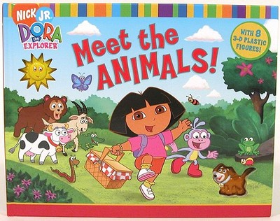 Meet the Animals! - Ricci, Christine