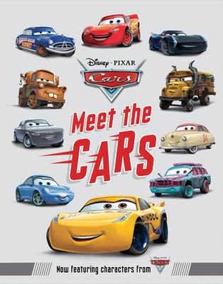 Meet the Cars - Disney Book Group