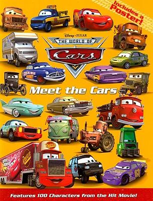 Meet the Cars - Disney Press (Creator)