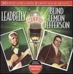 Meets Blind Lemon Jefferson