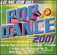 Mejor del Pop Dance 2001, Vol. 2 - Various Artists