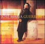 Memories of Love - José Maria Guerrero (tenor); Richard Pearce (piano)
