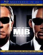 Men in Black [Includes Digital Copy] [UltraViolet] [Blu-ray] - Barry Sonnenfeld
