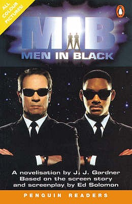 Men In Black New Edition - Gardner, J.J.