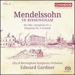 Mendelssohn in Birmingham, Vol. 2
