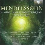 Mendelssohn: Midsummer Night's Dream; Overtures - Alison Hagley (soprano); Louise Winter (mezzo-soprano); Royal Scottish National Orchestra Junior Chorus (choir, chorus)