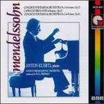 Mendelssohn: Piano Concertos No. 1 and No. 2