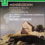 Mendelssohn: Psalmen Nos. 98 & 114; Lauda Sion; Lass', O Herr, Op. 96