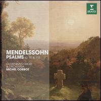 Mendelssohn: Psaumes 42, 95 & 115 - Alejandro Ramirez (tenor); Christine Baumann (soprano); Evelyne Brunner (soprano); Joanna Silva (soprano);...