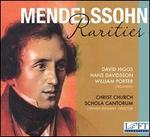 Mendelssohn: Rarities