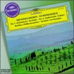 Mendelssohn: Symphonies, Nos. 3 & 4