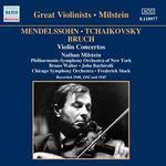 Mendelssohn, Tchaikovsky, Bruch: Violin Concertos