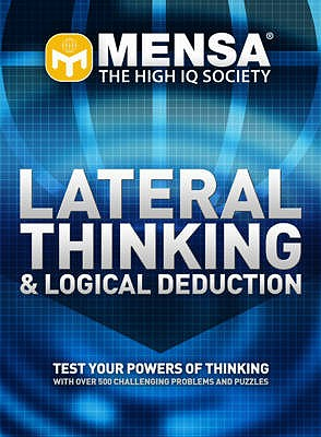 """""""Mensa"""" Lateral Thinking and Logical Deduction - Chatten, Dave, and Skitt, Carolyn"""