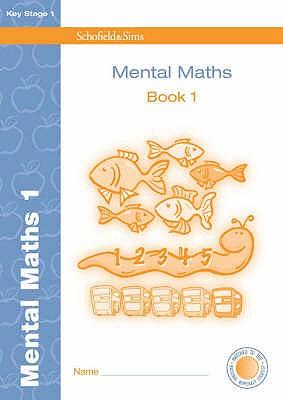 Mental Maths Book 1 - Johnson, Sally