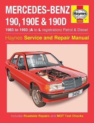 Mercedes-Benz 190 Service and Repair Manual -