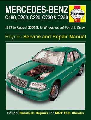 Mercedes-Benz C-Class Petrol & Diesel Service and Repair Manual -