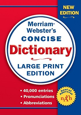 Merriam-Webster Concise Dictionary - Merriam-Webster