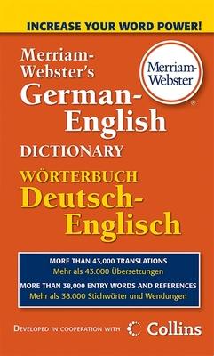 Merriam-Webster's German-English Dictionary - Merriam-Webster (Creator)