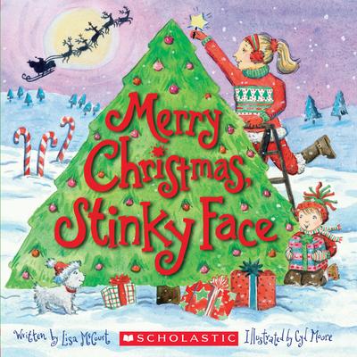 Merry Christmas, Stinky Face - McCourt, Lisa