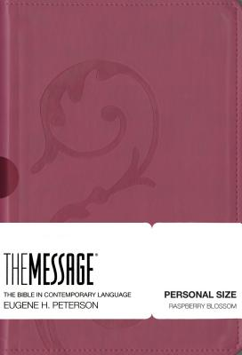Message-MS-Personal Size Numbered: Bible in Contemporary Lanuage - Peterson, Eugene H (Translated by)