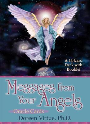 Messages from Your Angels Cards - Virtue, Doreen, Ph.D., M.A., B.A.