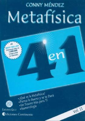 Metafisica 4 En 1 - Vol II - Mendez, Conny