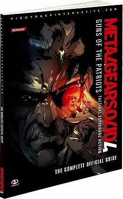 Metal Gear Solid 4: Guns of the Patriots: The Complete Official Guide - Price, James, QC (Translated by), and Sutton, Maura, and Mathieu, Daujam (Translated by)