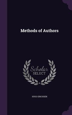 Methods of Authors - Erichsen, Hugo