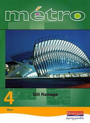 Metro 4 Foundation Student Book Revised Edition - Ramage, Gill