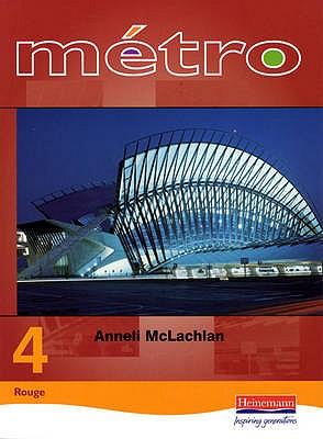 Metro 4 Higher Student Book - McLachlan, Anneli