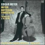 Meyer & Bottesini: Concertos - Edgar Meyer (double bass); Joshua Bell (violin); Saint Paul Chamber Orchestra; Yo-Yo Ma (cello); Saint Paul Chamber Orchestra; Hugh Wolff (conductor)