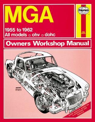 MGA Owner's Workshop Manual -