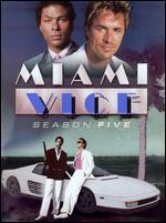 Miami Vice: Season Five [5 Discs]